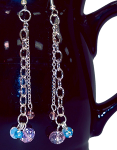 Happy Hour - Crystal Dangle Earrings @ Gresham Location | Gresham | Oregon | United States