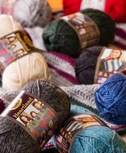Heartland Worsted Yarn