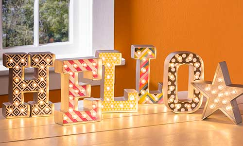 hello heidi swapp marquee love lights craft warehouse