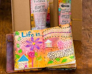 Art Journaling I @ Beaverton Location | Beaverton | Oregon | United States