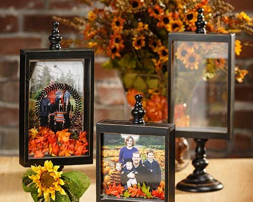 Pedestal Floating Shadow Boxes Craft Warehouse