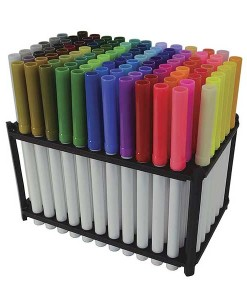 Pro Art Markers 100 Color Set