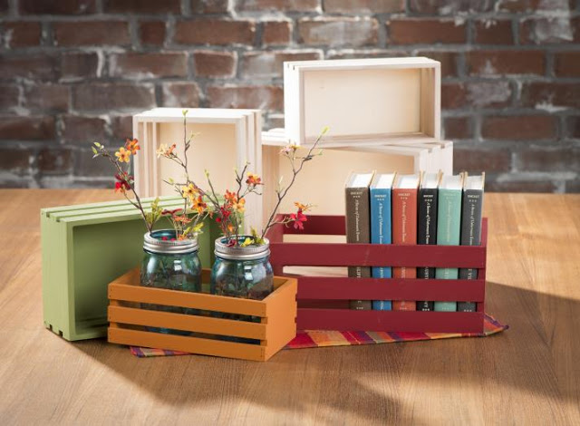 Crate it and organize it craft warehouse for Craft crates