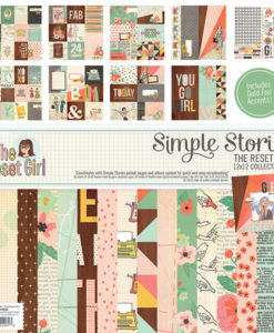 The Reset Girl Planner Collection