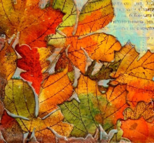 Art Journaling 2 - Autumn Collage @ Beaverton Location | Beaverton | Oregon | United States