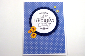 Docrafts Birthday Card @ Meridian Location | Meridian | Idaho | United States