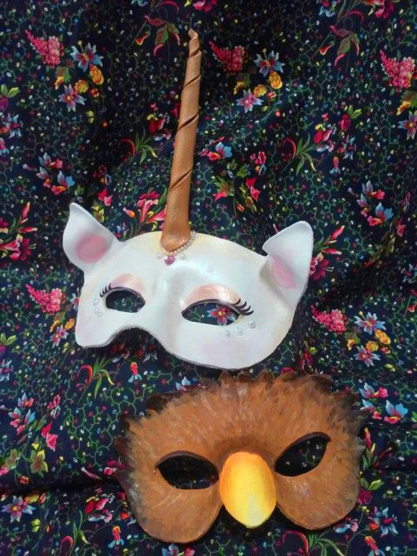 Leather Mask Class @ Beaverton Location   Beaverton   Oregon   United States