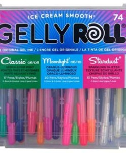 Sakura Gelly Roll Pens