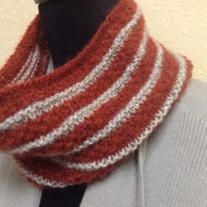Soft MIx Cowl view 2