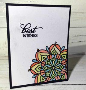 Doily Card
