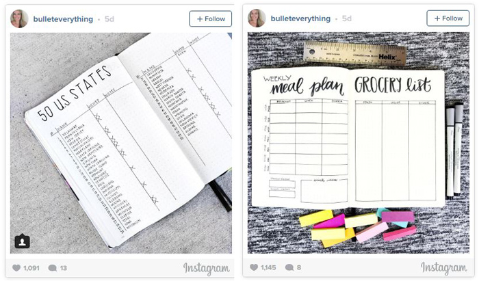 How to Bullet Journal from Craft Warehouse