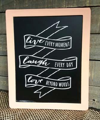 Live, Laugh, Love, Chalkboard @ Meridian Location  | Meridian | Idaho | United States