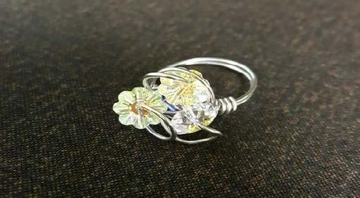Swarovski Crystal Ring @ Meridian Location  | Meridian | Idaho | United States