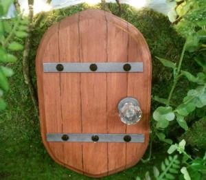 Fairy Door @ Beaverton Location   Beaverton   Oregon   United States