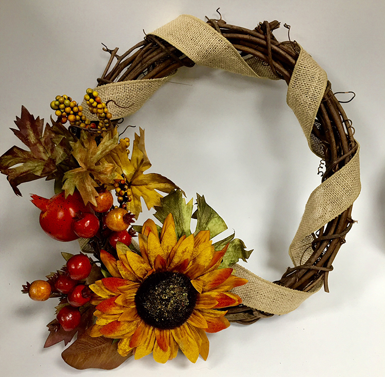 Fall Wreath @ All Locations | Vancouver | Washington | United States