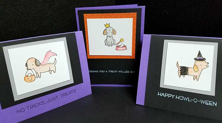 Howl-o-ween Card Make and Take @ Kennewick Location | Kennewick | Washington | United States
