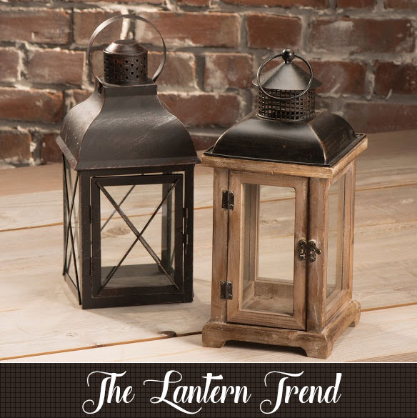 Lanterns in Home Decor at Craft Warehouse