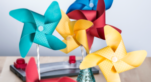 Pinwheel Creation Make and Take @ Hazel Dell Location | Vancouver | Washington | United States