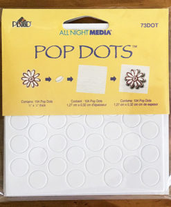Pop Dots available at Craft Warehouse