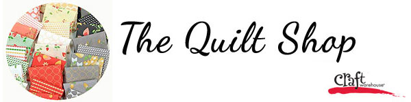 Shop the Quilt Shop at Craft Warehouse