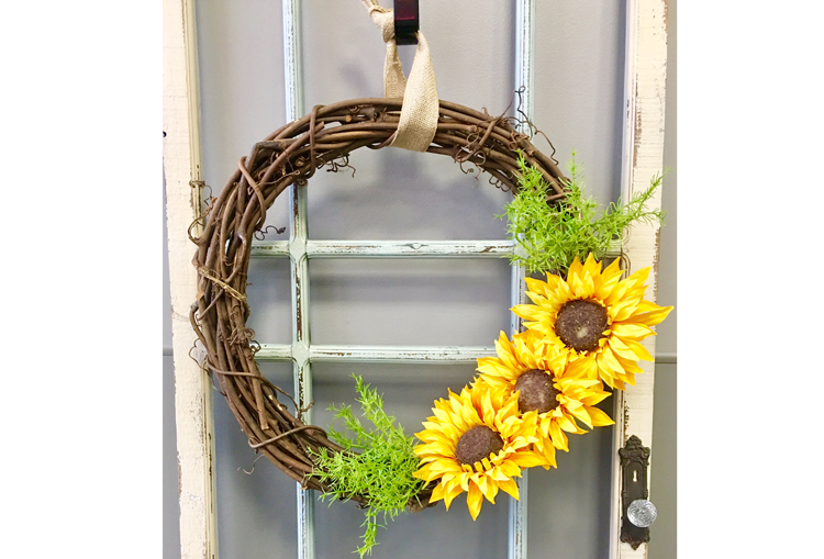 Spring Wreath Workshop2