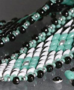 SuperDuo Duet Beads on Bracelet at Craft Warehouse