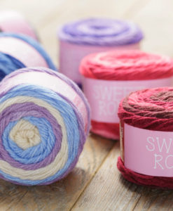 Sweet Roll by Premier Yarns available at Craft Warehouse