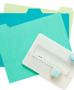 Tab Punch Board from We R Memory Keepers at Craft Warehouse