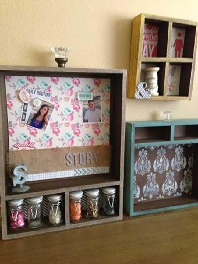 Decorative Shelves