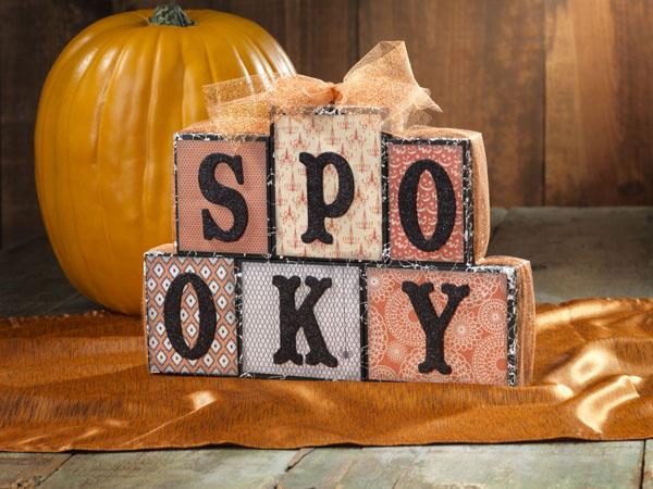 Spooky Blocks