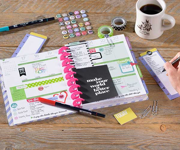 Create 365 the happy planner craft warehouse for Happy planner accessories