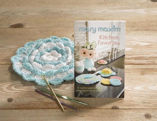 Kitchen Scrub it - Mary Maxim