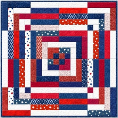 free pattern from Wilmington Prints