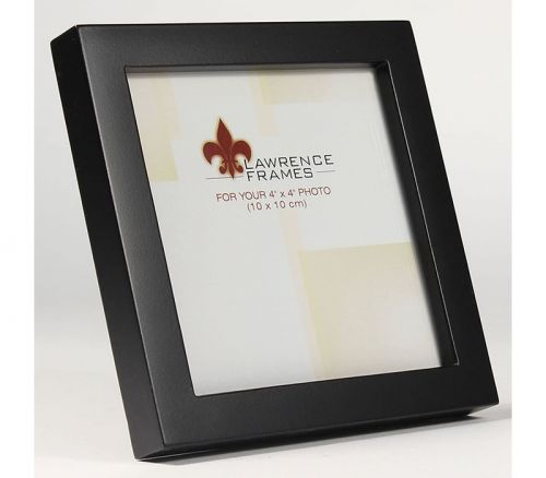 Frame - 4-inch x 4-inch - Black