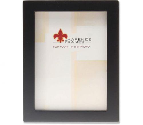 Frame - 4-inch x 5-inch - Black