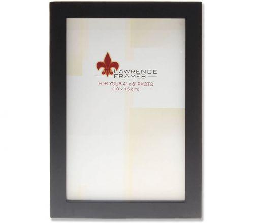 Frame - 4-inch x 6-inch - Black