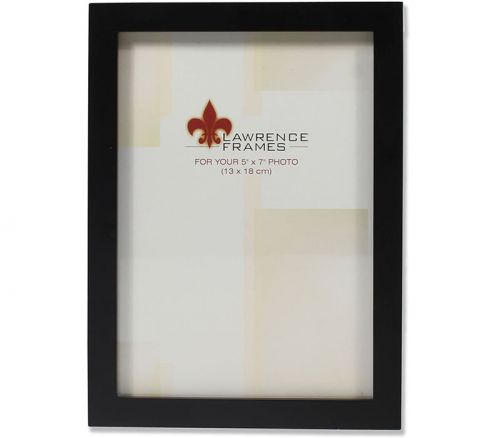 Frame - 5-inch x 7-inch - Black