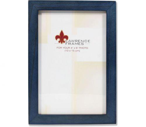 Frame - 4-inch x 6-inch - Blue