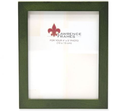 Frame - 4-inch x 5-inch - Green