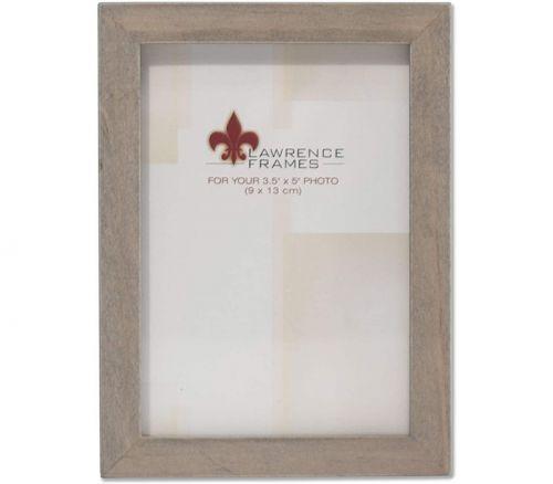 Frame - 3-1/2-inch x 5-inch - Gray