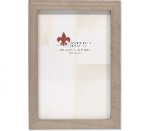 Frame - 4-inch x 6-inch - Gray