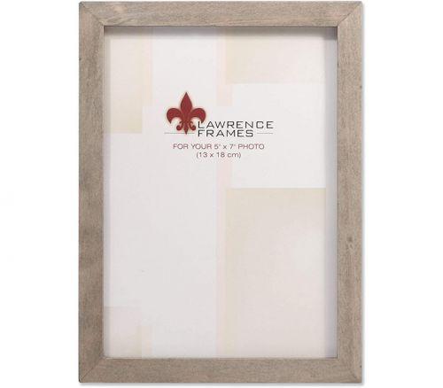 Frame - 5-inch x 7-inch - Gray