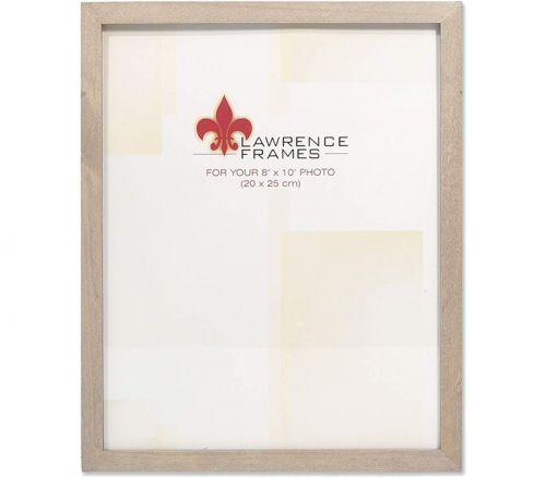 Frame - 8-inch x 10-inch - Gray