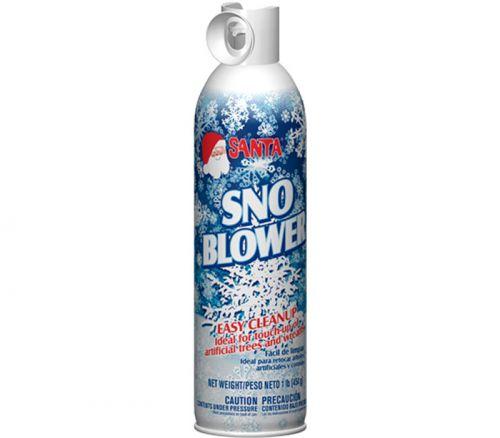 Chase Santa - Snow Blower 16-ounce