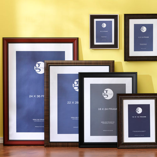 Deluxe Gemline Wall Frames | Craft Warehouse
