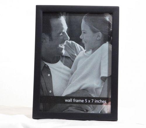 Fairfield Frame - 5-inch x 7-inch - Black