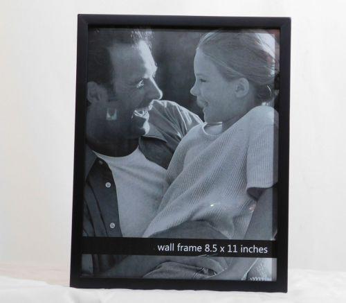 Fairfield Frame - 8-1/2-inch x 11-inch - Black
