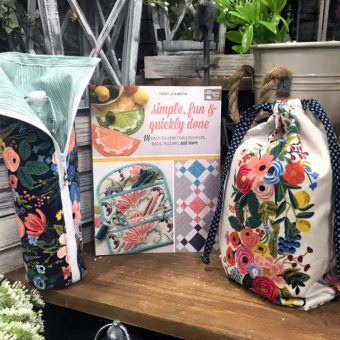 Rifle Paper Co. Fabric available at Craft Warehouse Quilt Shop