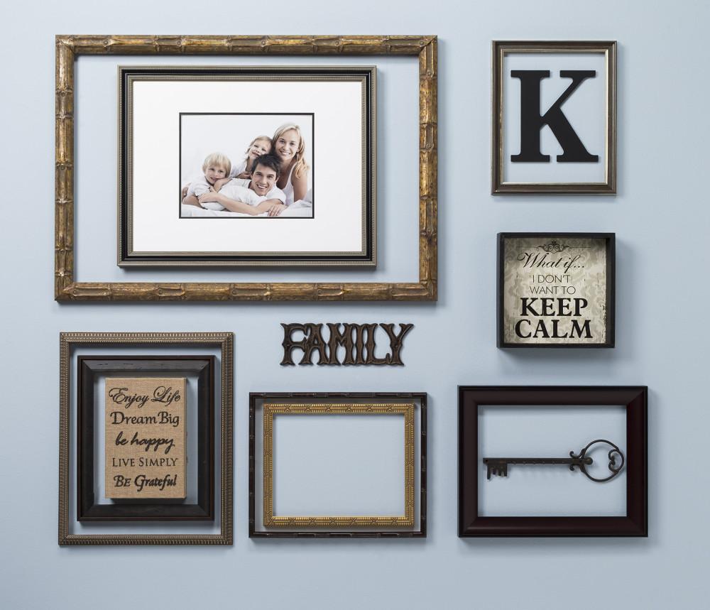 Open Back Frame Wall Art
