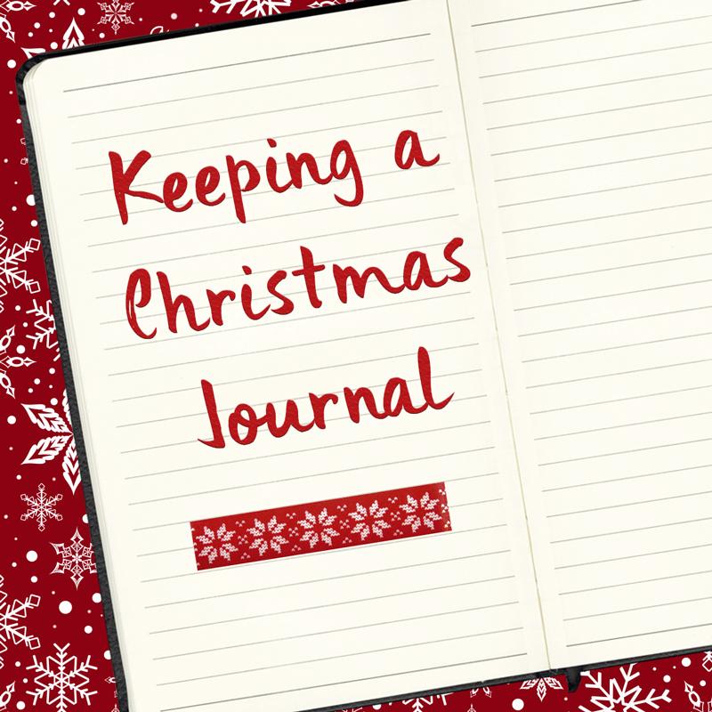 Keeping a Christmas Journal